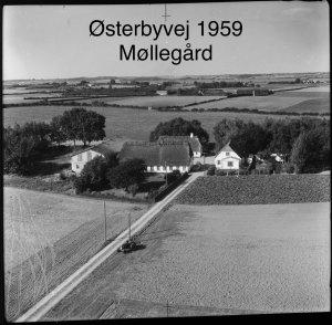 Møllegård, Østerbyvej - 1959