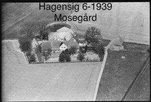 Mosegård, Hagensig 6 - 1939