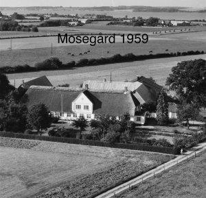 Mosegård, Hagensig 6 - 1959