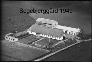 Segebjerggård, Hagensig 8 - 1949