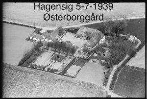 Østerborggård, Hagensig 5-7 - 1949
