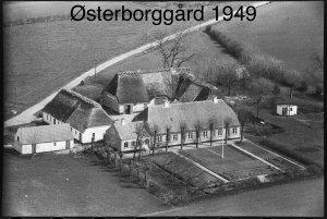 Østerborggård 1949