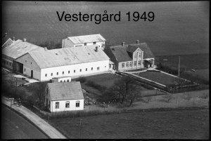 Vestergård 1949