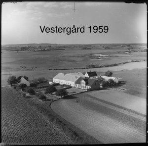Vestergård 1959