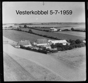 Vesterkobbel 5-7 - 1959