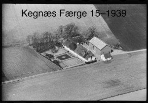 Kegnæs Færge 15 - 1939