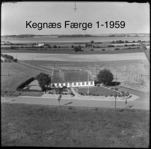 Kegnæs Færge 1 - 1959