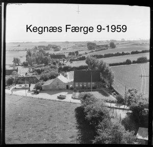 Kegnæs Færge 9 - 1959