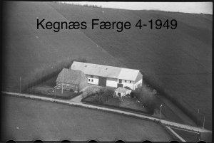 Kegnæs Færge 4 - 1949