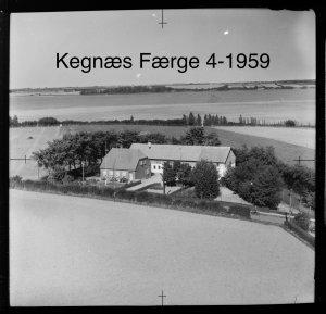 Kegnæs Færge 4 - 1959