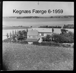 Kegnæs Færge 6 - 1959