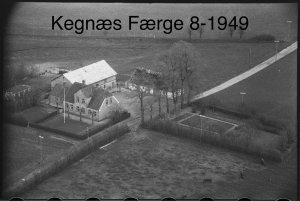 Kegnæs Færge 8 - 1949