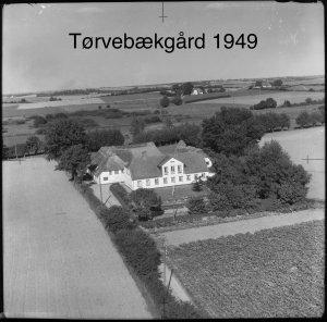 Tørvebækgård - 1949
