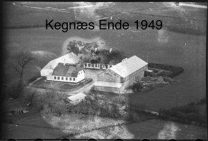 Kegnæs Ende - 1949
