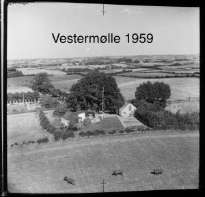 Vestermølle - 1959