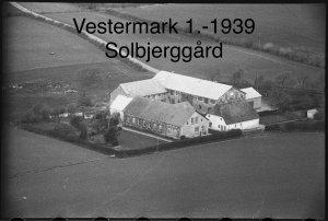 Vestermark 1, Solbjerggård - 1939