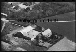 Solbjerggård - 1949