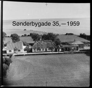 Sønderbygade 35 - 1959