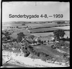 Sønderbygade 4-8 - 1959