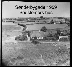 Sønderbygade - Bedstefars hus - 1959