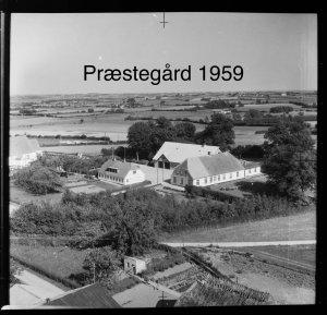 Præstegård - 1959