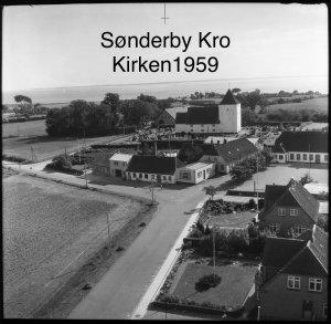 Sønderby Kro - Kirken - 1959