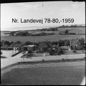 Nørre Landevej 78-80 - 1959