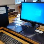 Bærbare og stationær PC